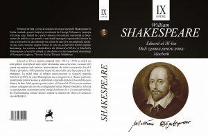 Shakespeare 9 coperta