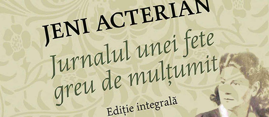 jurnalul-unei-fete-greu-de-multumit-jenia-acterian-humanitas-2015-header