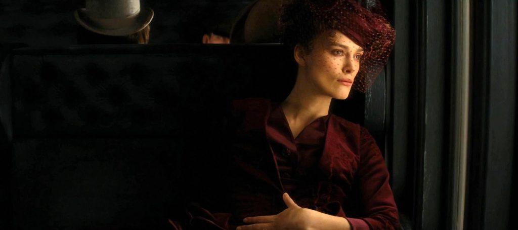 Keira Knightley, Anna Karenina 2012, Director: Joe Wright