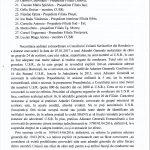 Comunicat al Președintelui în numele Consiliului Uniunii Scriitorilor din România din 11 ianuarie 2017