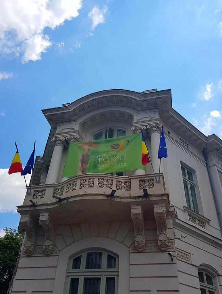 """Poeta Simona Racková din Cehia a participat la """"Festivalul Inernațional de Poezie București"""" – ediția a VIII-a – mai 2017"""