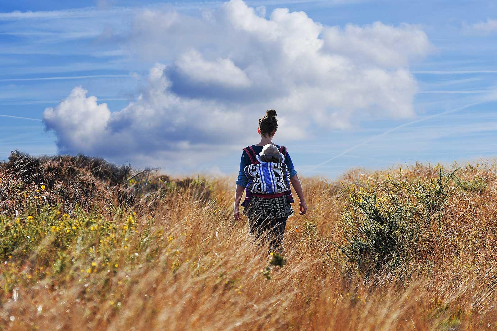 Prin iarba landelor nesfârșite © foto Ludmila Shumilova