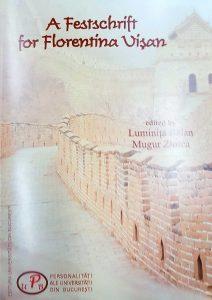 Volum de studii, omagiu profesoarei Florentina Vișan