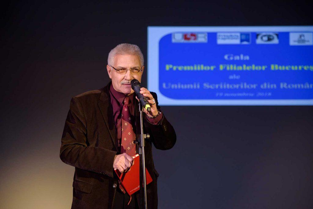 Liviu Franga Kavafizând in responsum © foto Savu Mihuț