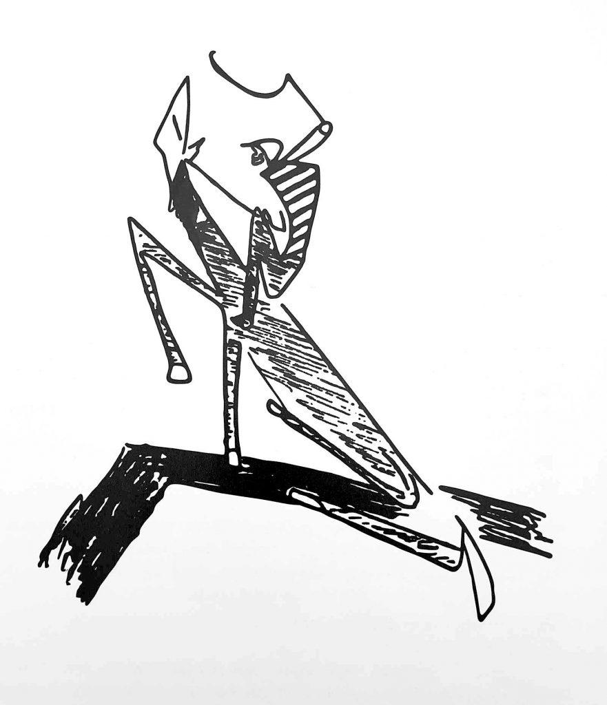 Franz Kafka - Jocheu pe cal