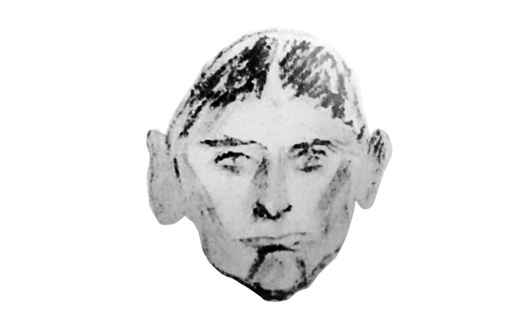 Franz Kafka - Autoportret