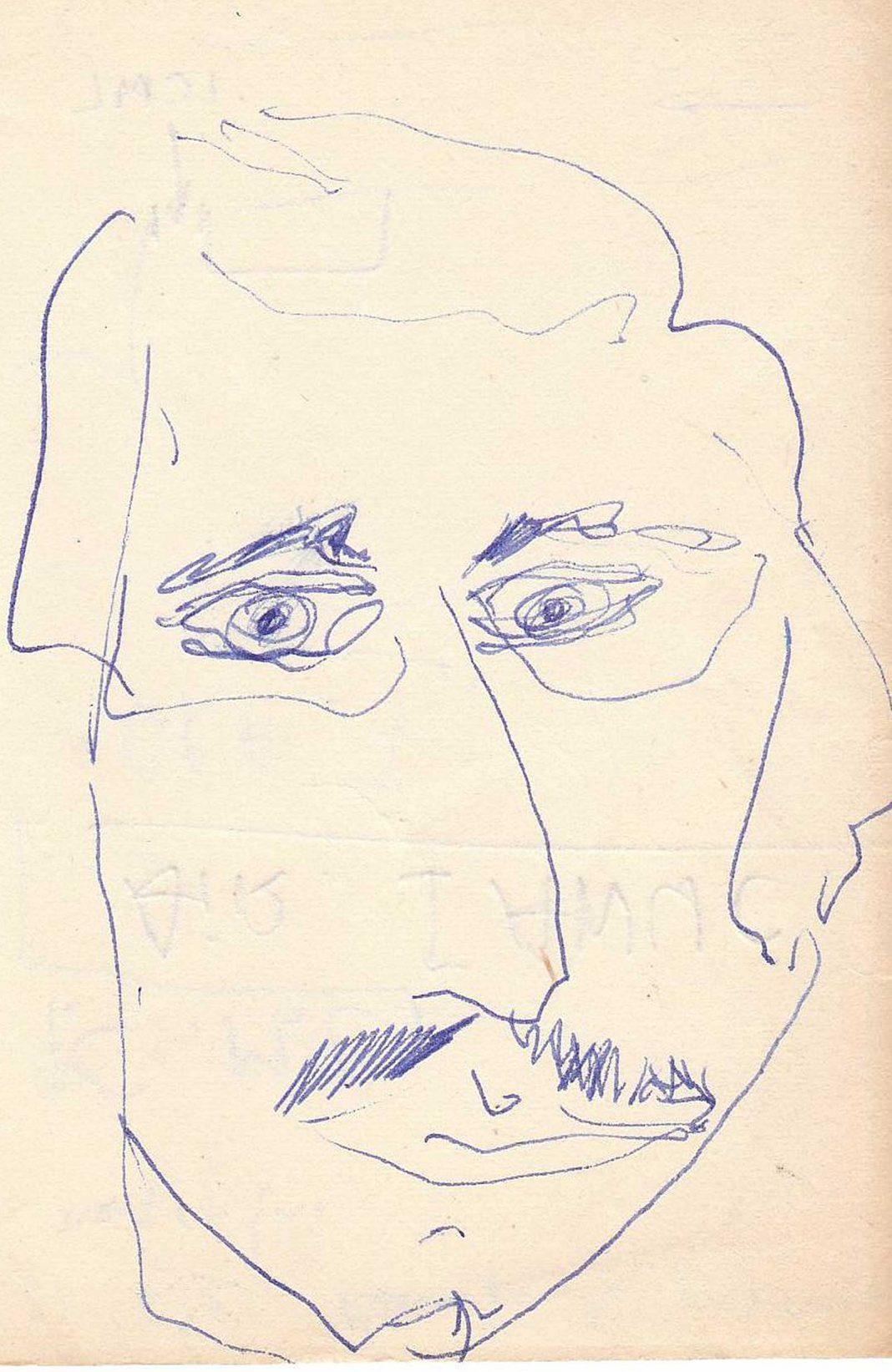 Gheorghe Iova - fără titlu - 1977