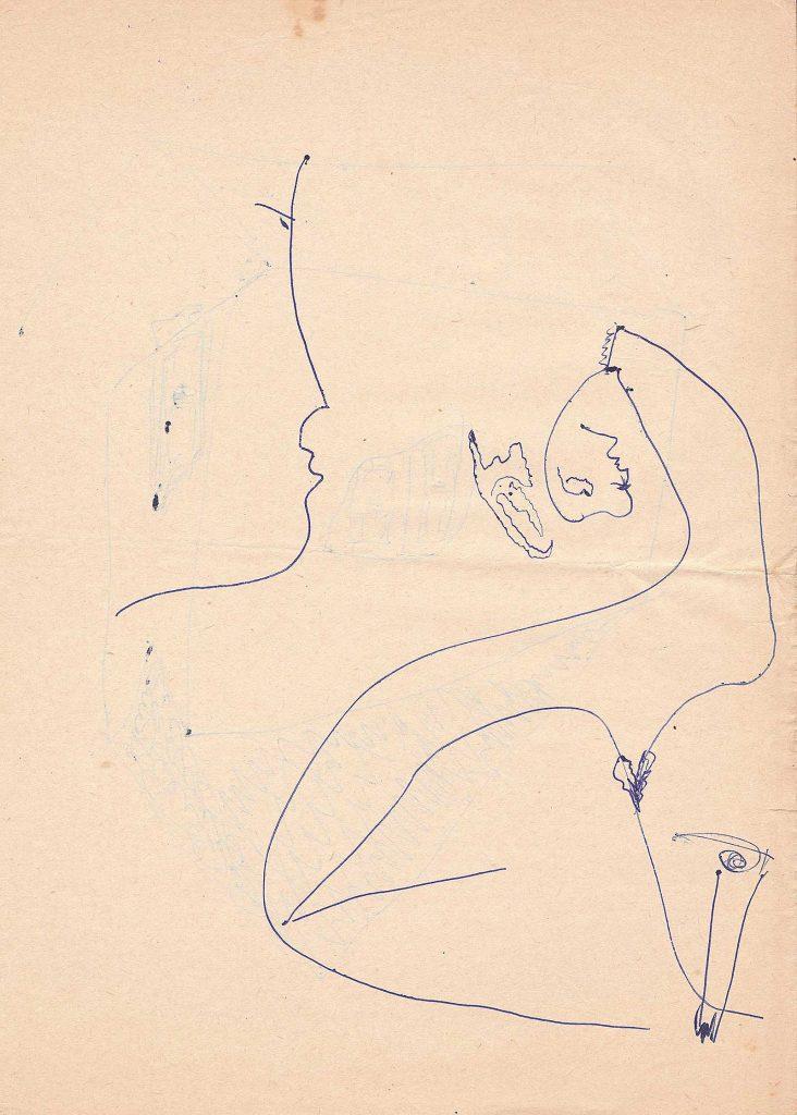 Gheorghe Iova - fără titlu - 1969