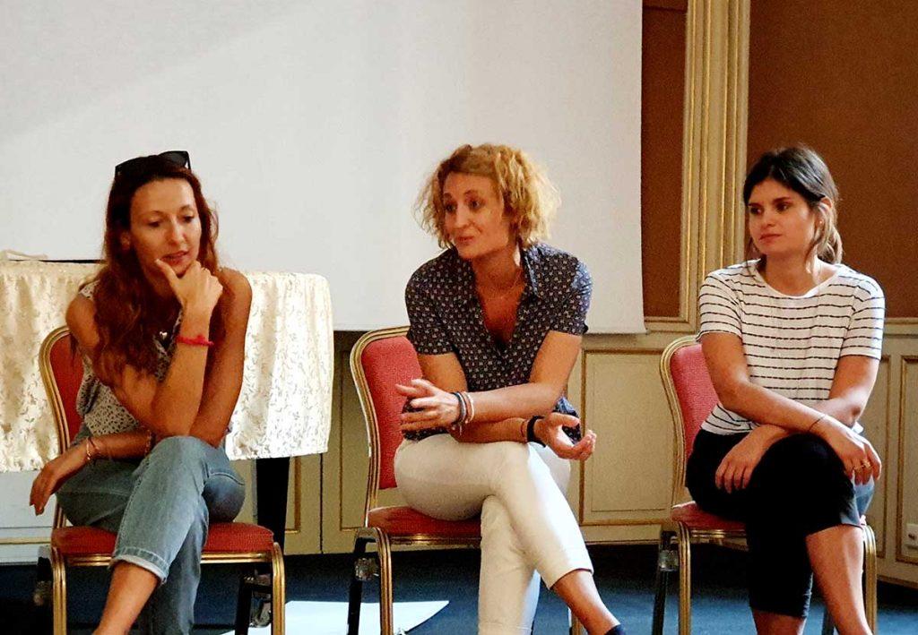 Prezentarea proiectului Parole migranți