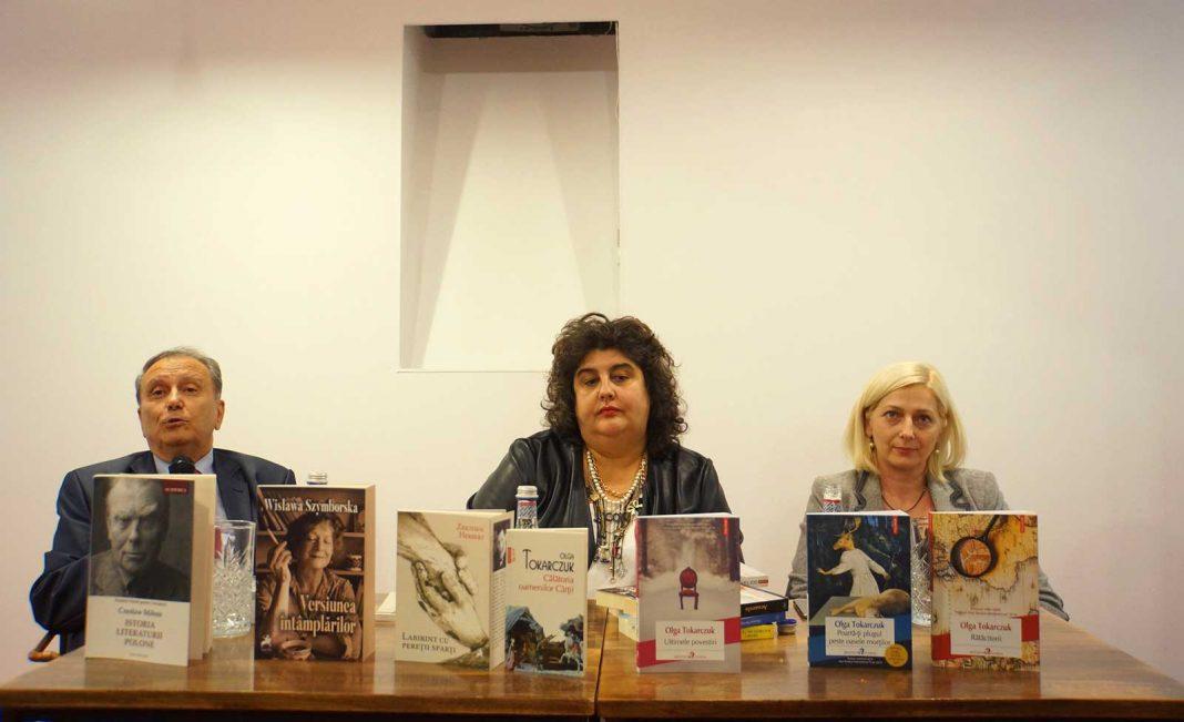 Traducători de pus pe raft: Constantin Geambașu, Antoaneta Oltean și Cristina Godun