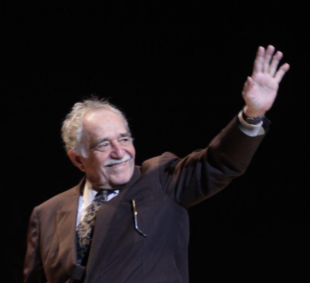 19/03/2009 La ministra de cultuta de Colombia Paula Moreno y el escritor colombiano Gabriel Garcia Marquez fueron los encargados de entregar el Mayahuel de Palata a Victor Gaviria