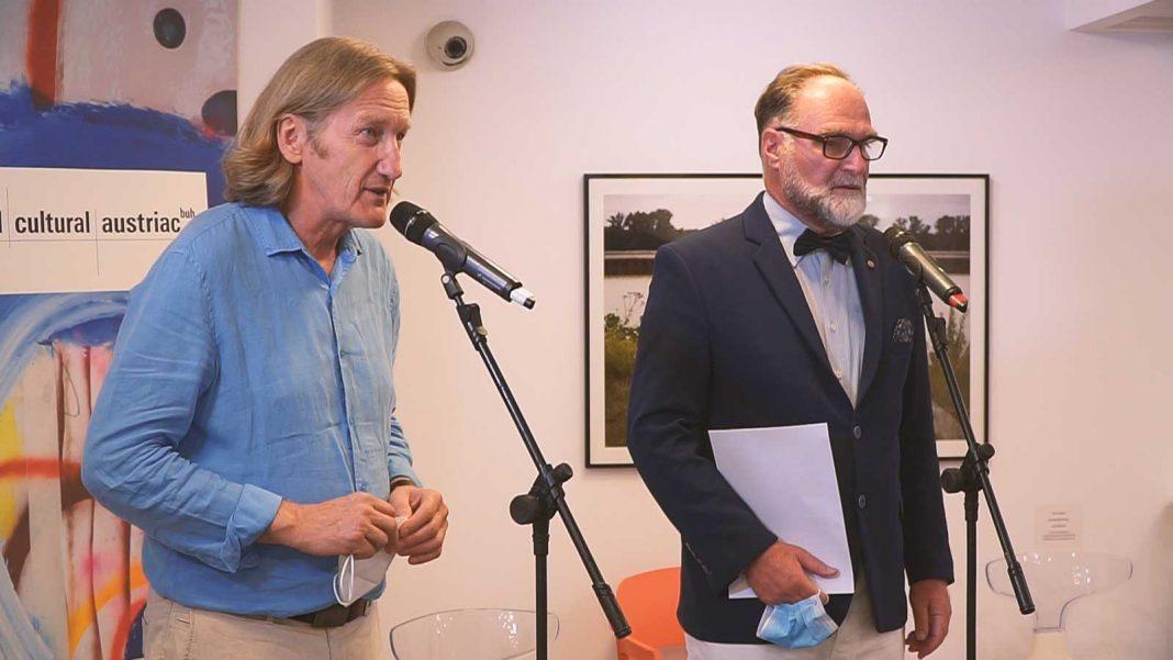 Josef Trattner și Peter Sragher © foto Vlad Rotaru